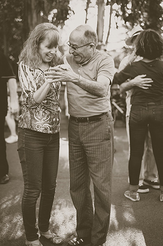 Study Shows Dancing's Anti-Aging Effect On Brain