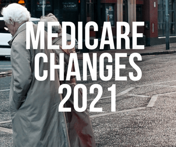 medicare changes in 2021