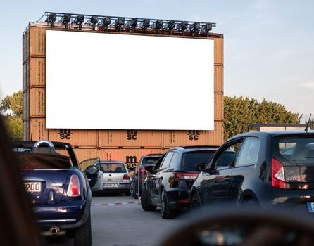 drive-in during covid