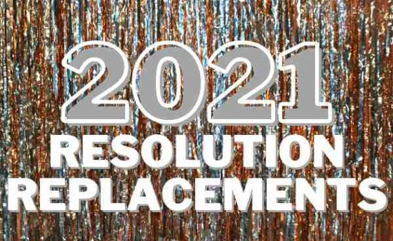 If you're in the mood to try something different in 2021, check out these new year's resolution alternatives, instead!